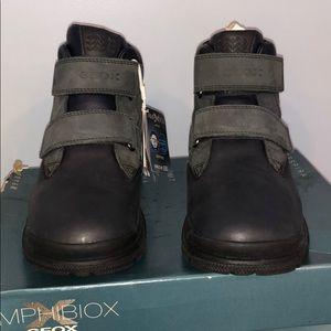 brand new amphibox geox boots